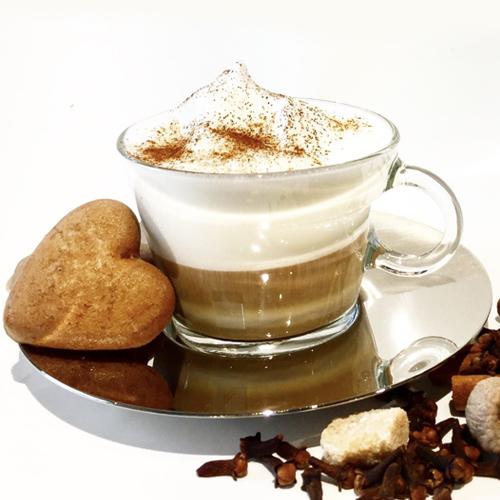 Orientalne cappuccino