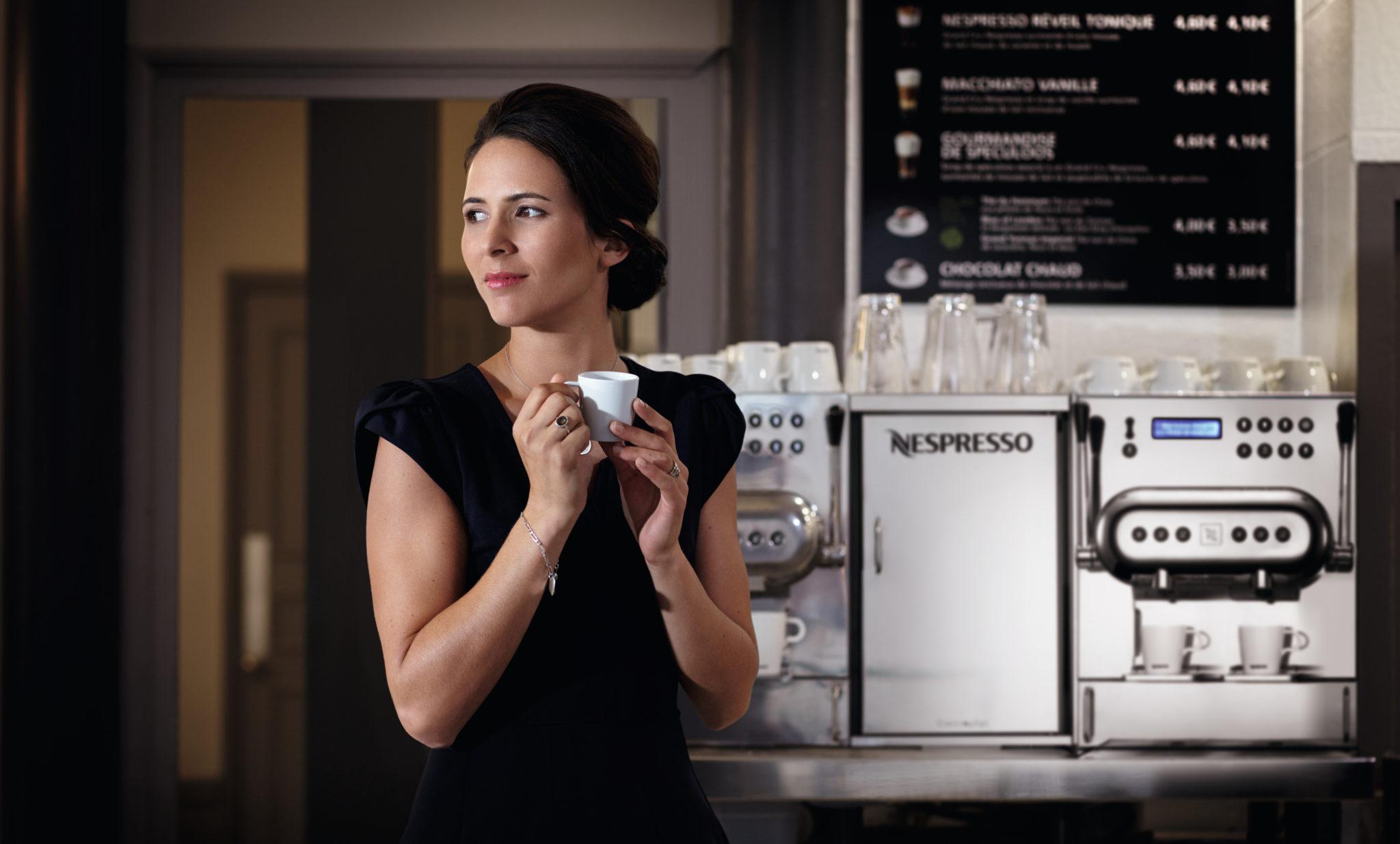 Ekspress Nespresso Aguila