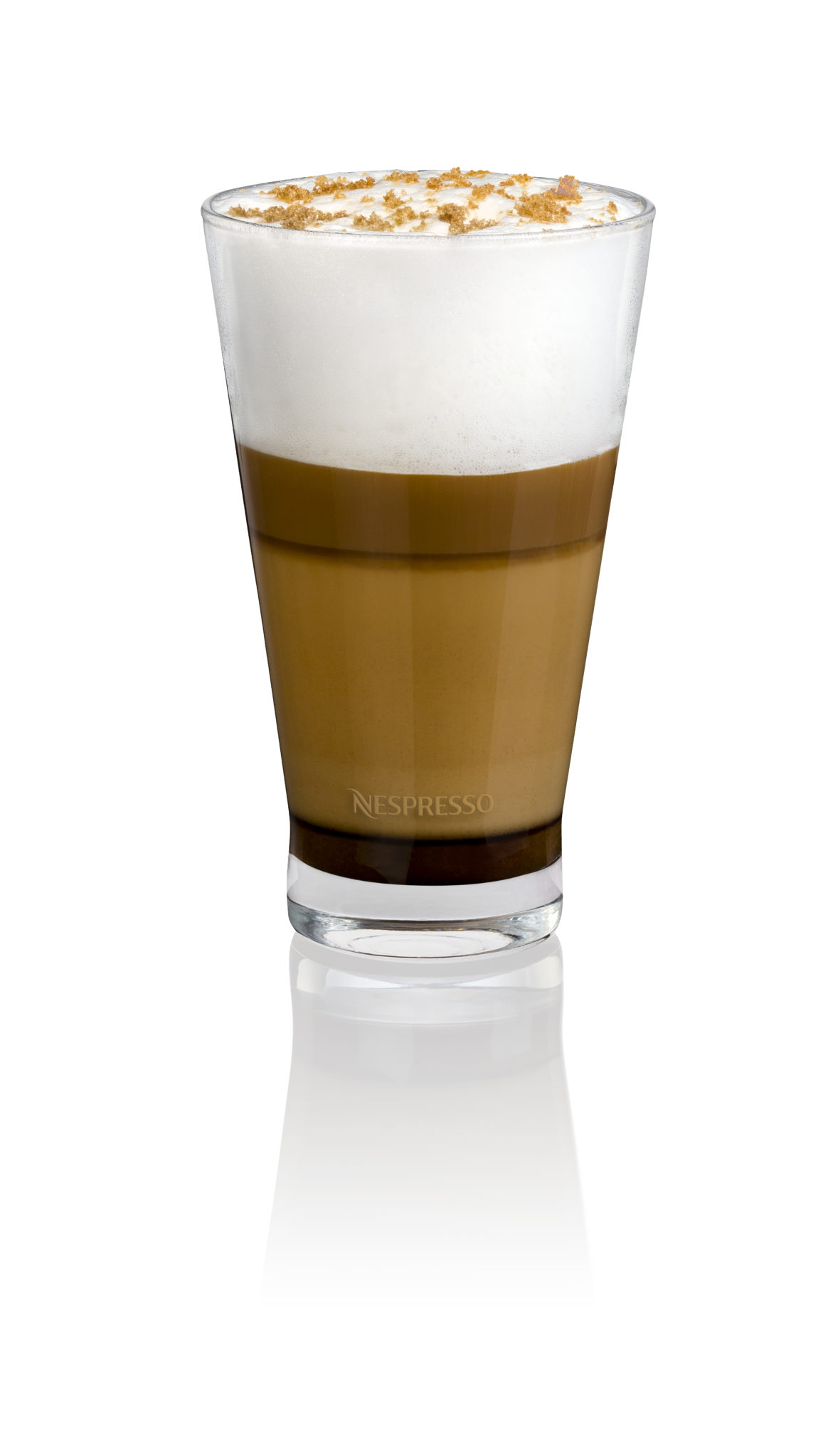 Kawa mleczna Warm Brown Sugar Latte