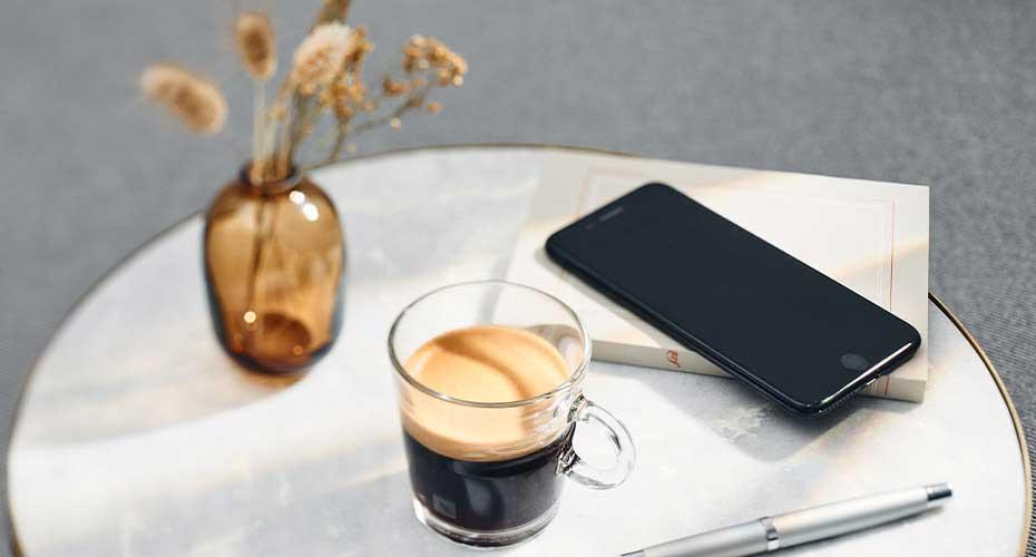 Nespresso - przerwy kawowe