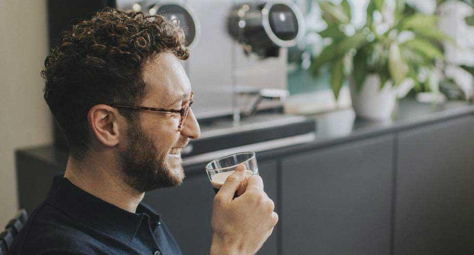 Nespresso - współfinansowanie kawy