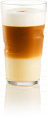 Duża Latte Macchiato