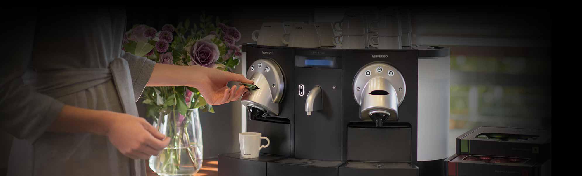 Nespresso Professional - modele biznesowe